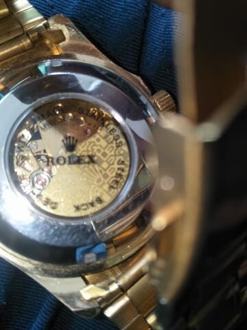 Rolex Gold For Men. Kondisi apa adanya.