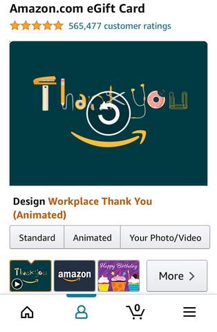 Jual Amazon Gift Card