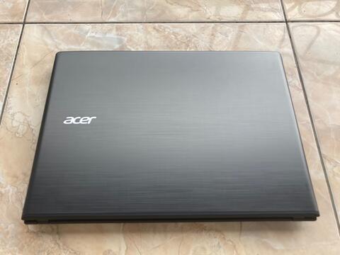 Acer Aspire E5-475G Core i3 Nvidia 940MX Fullset