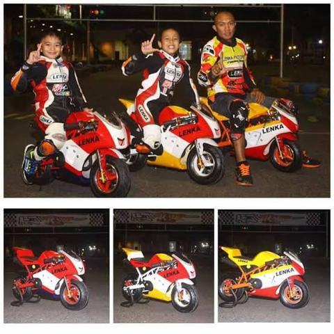 mini gp lenka gpr best seller repsol edition