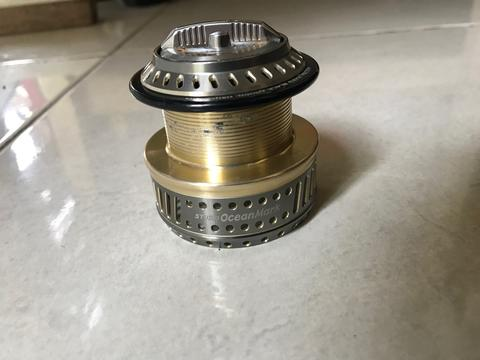 Shimano Stella SW 6000 PG 2008 custom spool