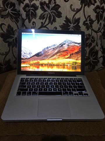 macbook pro md313 core i5 ram 4gb ssd 256gb 13inch 2011 murah