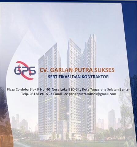 Pengurusan ISO, SBU, SBUJPTL, SERKOM Tangerang Selatan
