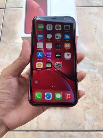 "iphone XR 64GB Dual SIM Nano "" Hongkong set """