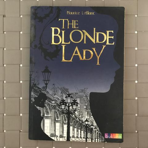 The Blond Lady
