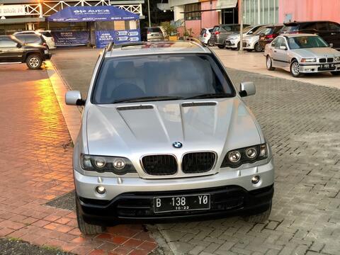BMW X5 3.0 E53 TURBO DIESEL 2001 super RARE CARS