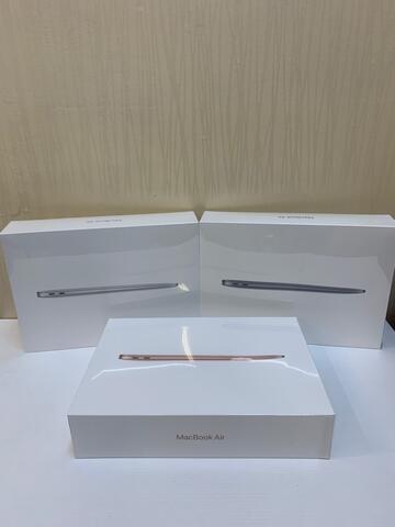 Macbook air M1 256gb (ibox) Cash kredit Aeon hci kredivo kredit plus