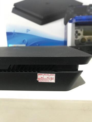 JUAL WTS PS4 Slim 500gb