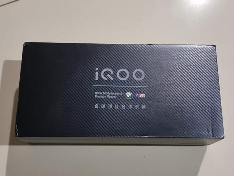 [GPL] iQoo 7 5G BMW M Edition 12/256Gb SD888 120Hz 120W king of gaming 2021