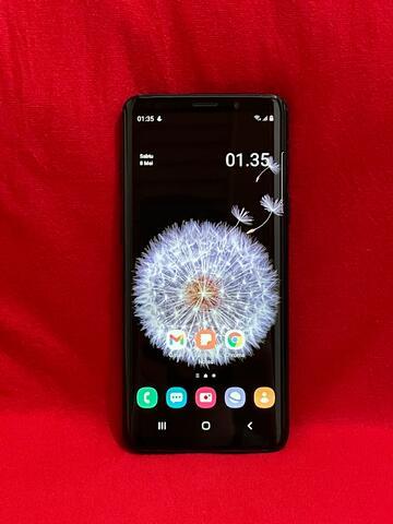 Samsung Galaxy S9 Black Original SEIN   Second (Bekas) Murah