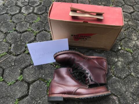 Jual WTS Boots Redwing Beckman 9011