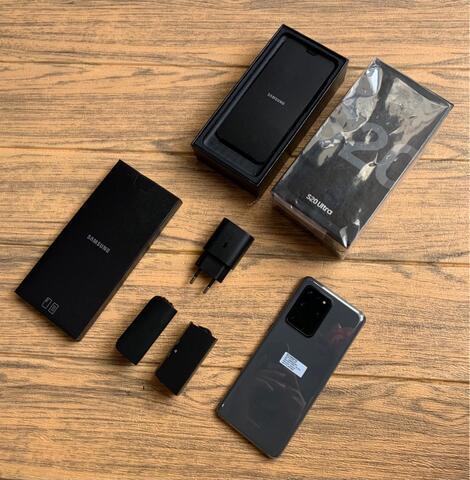 Samsung S20 Ultra Fullset original sein terawat
