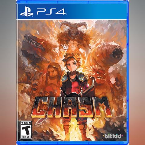 PO Import - Chasm (PS4)