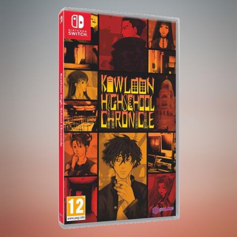 PO Ready Import - Kowloon High School Chronicle (Switch)