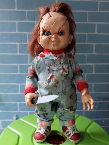 Chucky Childsplay Dreamrush Original Rare Langka