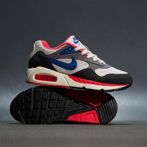 sepatu sneakers nike airmax correlate neutral grey original murmer
