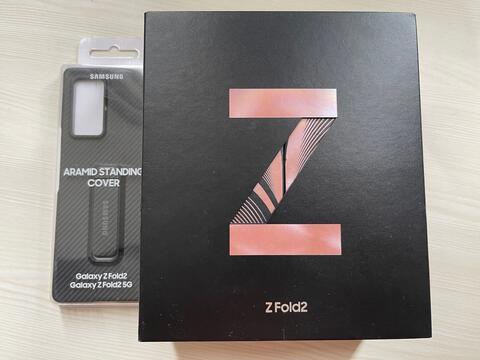 [GPL] Galaxy Z Fold 2 5G Mystic Bronze Fullset all ori like new resmi SEIN