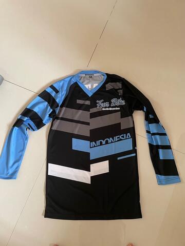 Jersey sepeda pria seli / mtb / roadbike new