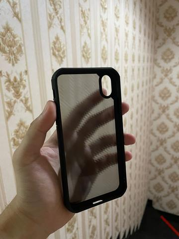 Hardcase carbon iphone xr 2nd