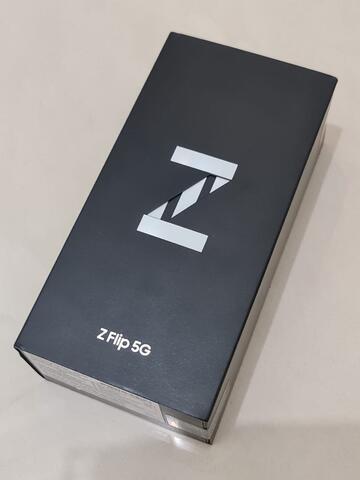 [GPL] Galaxy Z Flip 2 5G Mystic White 8/256Gb Fullset gress all ori razr
