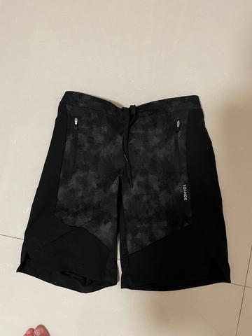 Celana pendek pria Domyos Decathlon 100% new original