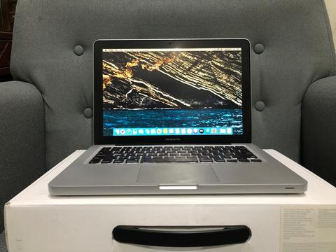 Macbook Pro 13 inch Mid 2012 MD101 Core i5 2,5 Ghz   Ram 4GB   Ssd 256GB
