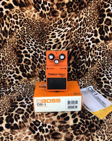 Boss DS1 DS 1 Distortion Pedal