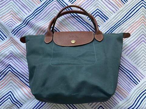PRELOVED Longcham Small Handbag Tas Tangan Longcham mini