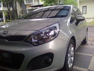 Fs : All new Kia Rio 2012