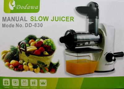 Dodawa Manual Slow Juicer