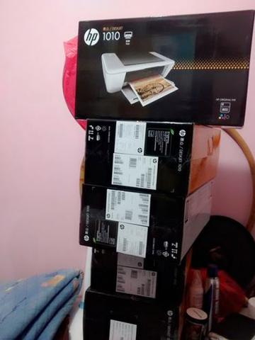 Jual Printer HP Deskjet 1010 Color (100% NEW - ex hadiah)