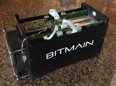 [Cheapest]AntMiner S5 1155 GH/s ; Bitcoin Miner {Ongkir Included}