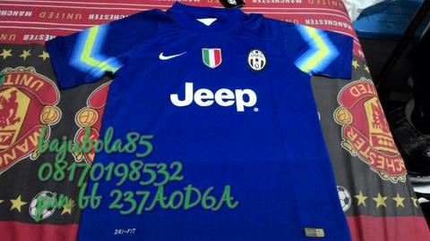 caaa0101f Terjual JERSEY GK JUVENTUS MANCHESTER UNITED MADRID CHELSEA 2014 ...