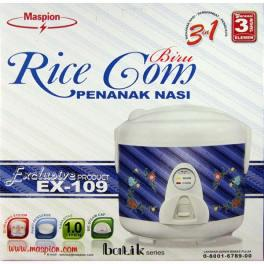 Rice Com penanak nasi Maspion EX-109