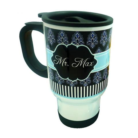 Mug Stainless Steel Gratis Personalisasi by Char & Coll