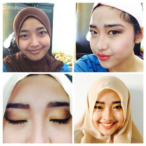 Make Up Prewedding, Wisuda, Lamaran, Wedding, Birthday, Bridesmaid dll