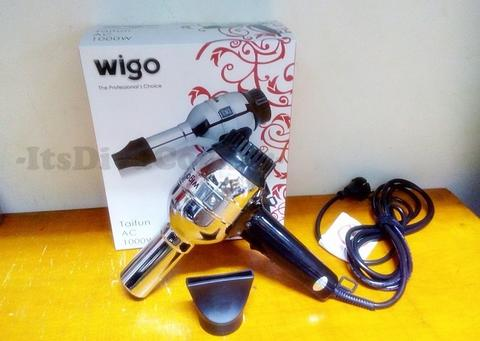 Terjual    hair Dryer WIGO Taifun AC 1000 - Original     00a8f91e50