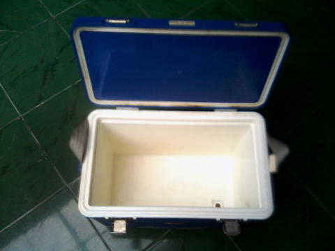 Marina cooler box 24s