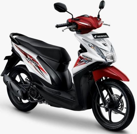 New Honda Beat ESP CW Sporty ( Promo Kredit } ..
