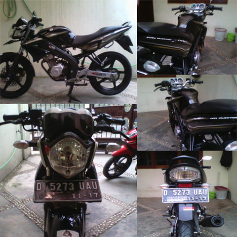 for sale old vixion thn 2012