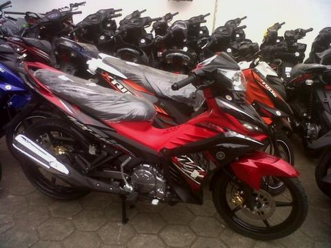 New Jupiter MX CW 2015 Baru ( Promo Kredit )