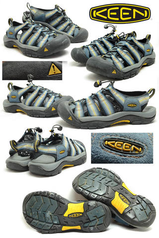 the latest 695d0 64fc5 Sandal Gunung Keen Newport H2 Mens Sandals Size 40 .. Keren