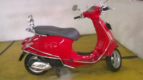 Vespa Primavera Full Accessories Thn 2014