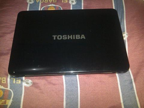 Second Toshiba Satelite L840D black mulus normal COD bks/jaktim 082298766321