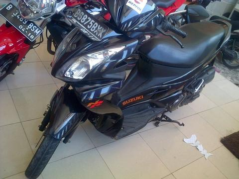 Suzuki Skywave 2009 Night Rider (not Skydrive/spin)