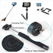 TONGSIS BLUETOOTH Z07-5 (Wireless Mobile Phone Monopod) HARGA GROSIR