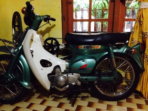 (WTS) HONDA C70 Th. 1979