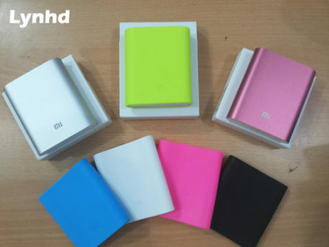 DISTRIBUTOR POWERBANK XIAOMI ORIGINAL 10.400 mAh & SILIKON 5 WARNA XIAO MI POWER BANK