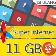 IM3 Super Internet 11GB Termurah !!!