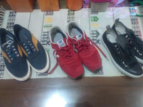 [JUAL] Converse, New Balance (NB), Airwalk all ORI murah (BANDUNG)